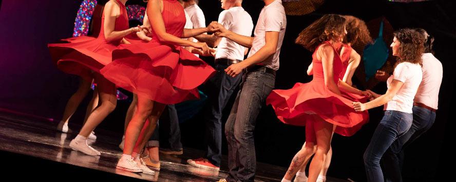 Lezioni prova gratuite swing line dance e charleston