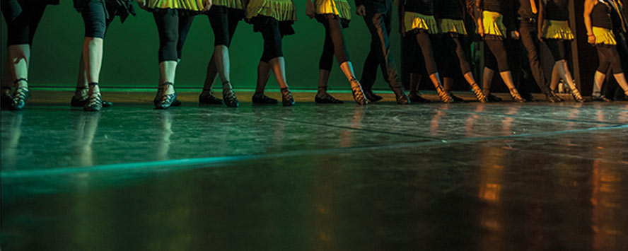 Danze irlandesi – lezioni prova gratuite