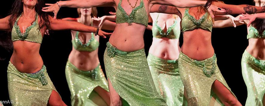 Danza del Ventre -stile Magica Korai – dal livello principiante all'avanzato